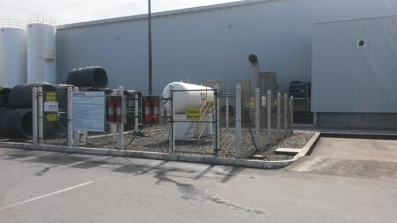 GLP no Sistema Pit Stop: Saiba como a Gaslog ajuda a Latal Embalagens Metálicas